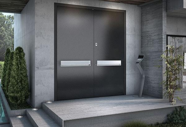 Was Die Farbe, Wenn Sie Einen Hauch Von Eleganz Und Wärme In Ihrem Zuhause  Wollen, Können Sie Für Holzimitat Farbe Entscheiden. Auch Aluminium Türen  Können ...